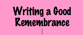What it takes to write good remembrance as our parents age