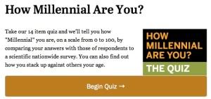 How Millennial