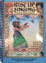 Sing Out! is filled with the words to Seeger's songs and many others.