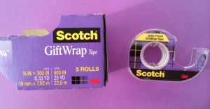 Scotch Gift Wrapping Tape