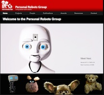 Personal robots group
