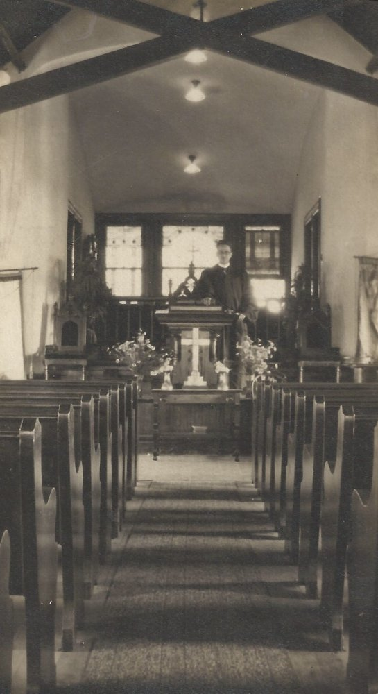 My Grandfather, a Small Church, and Italian Immigrants (6/6)