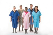 Click on this image to check out images of the well-designed new gowns with thanks to the Henry Ford Health System.