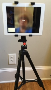 tripod for Facetime