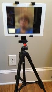 tripod for Facetime