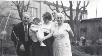 grandparents 1951
